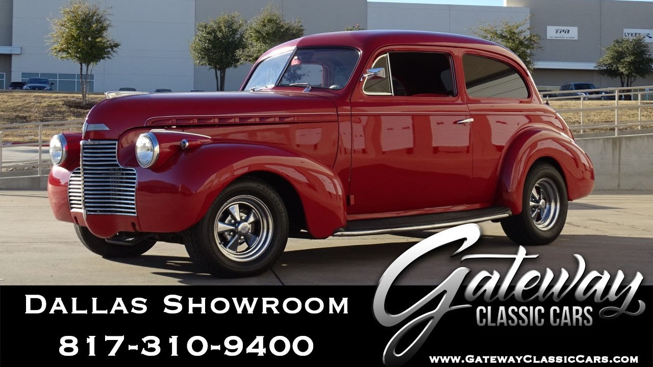 Used 1940 Chevrolet Master Deluxe