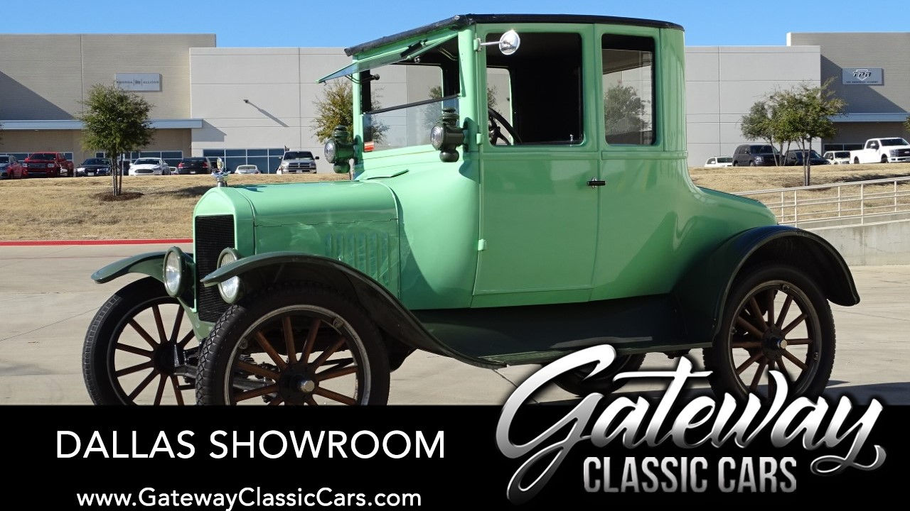 Used 1924 Ford Model T