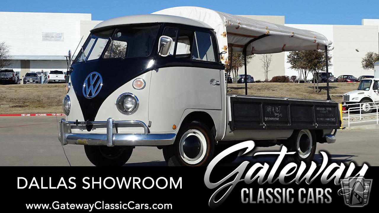1963 Volkswagen Pickup