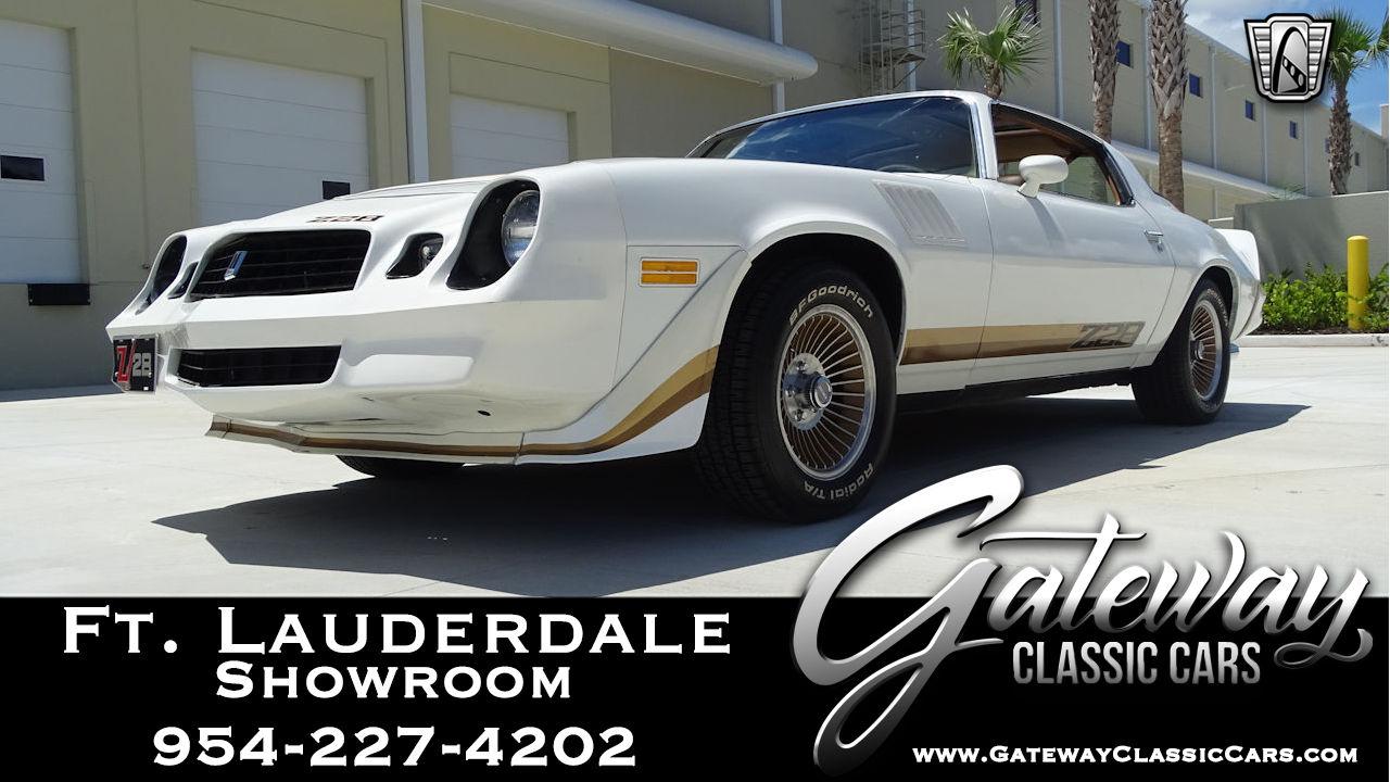 Used 1979 Chevrolet Camaro