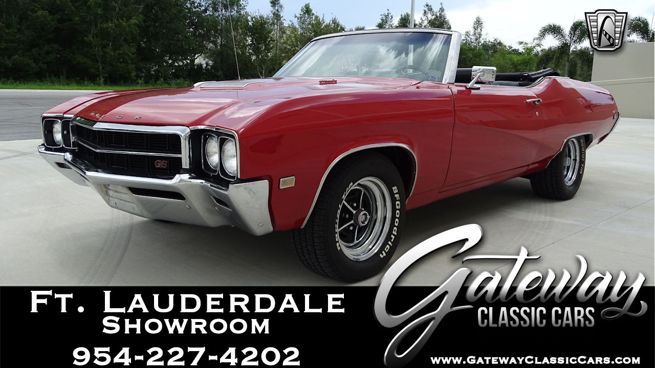 Used 1969 Buick GS