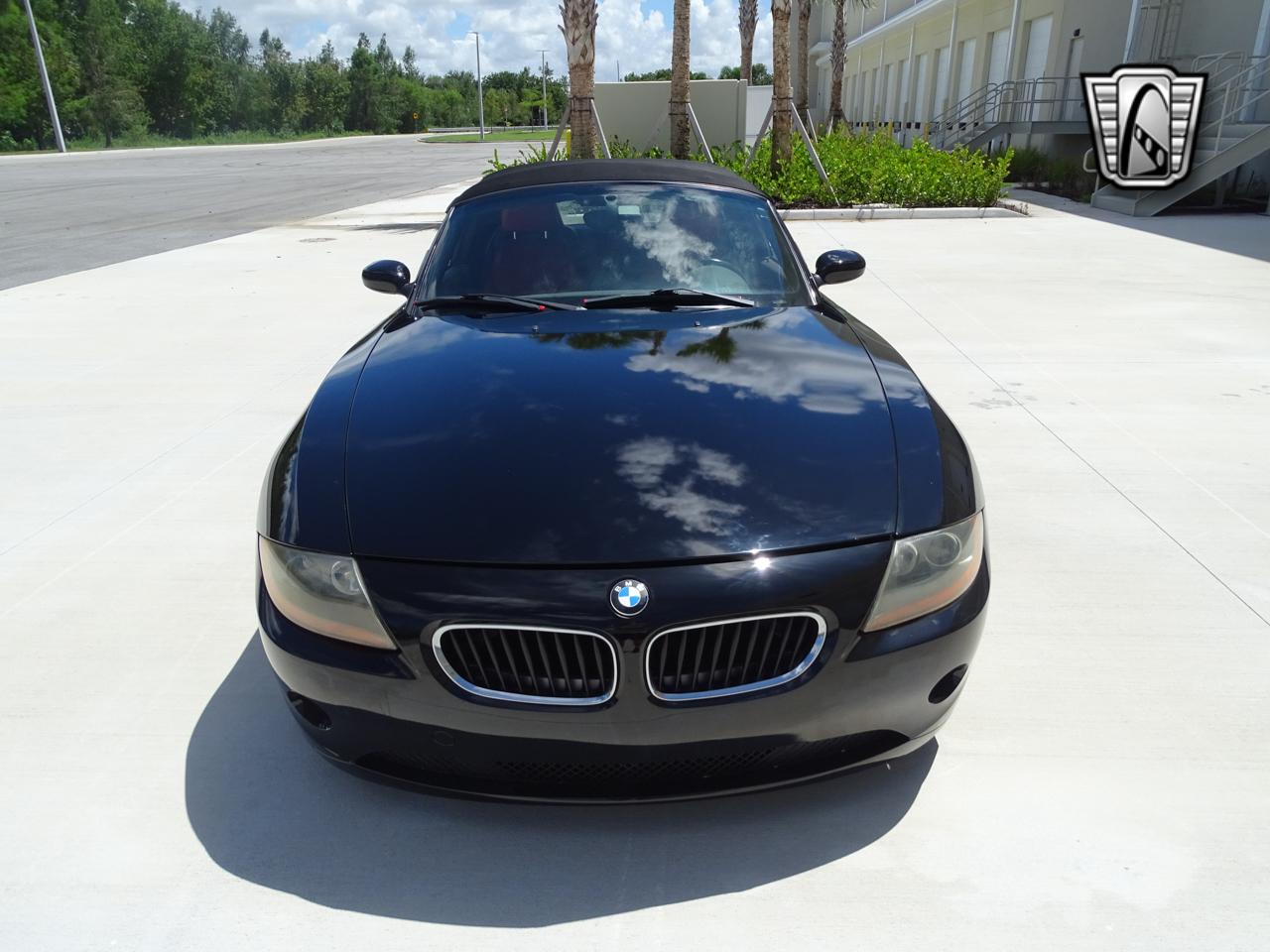 2003 BMW Z4 42