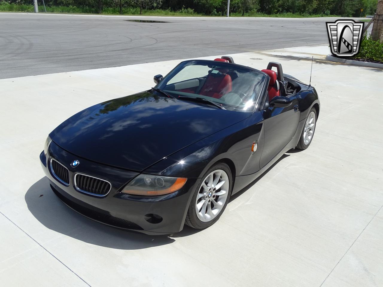 2003 BMW Z4 5