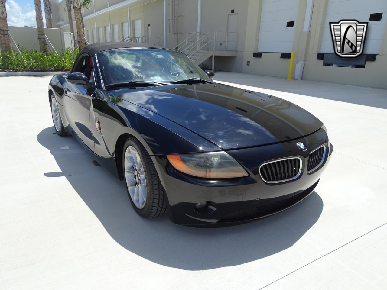 2003 BMW Z4 43