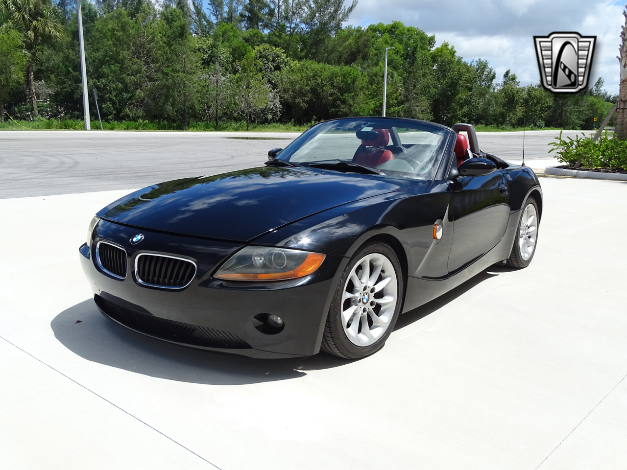 2003 BMW Z4 23