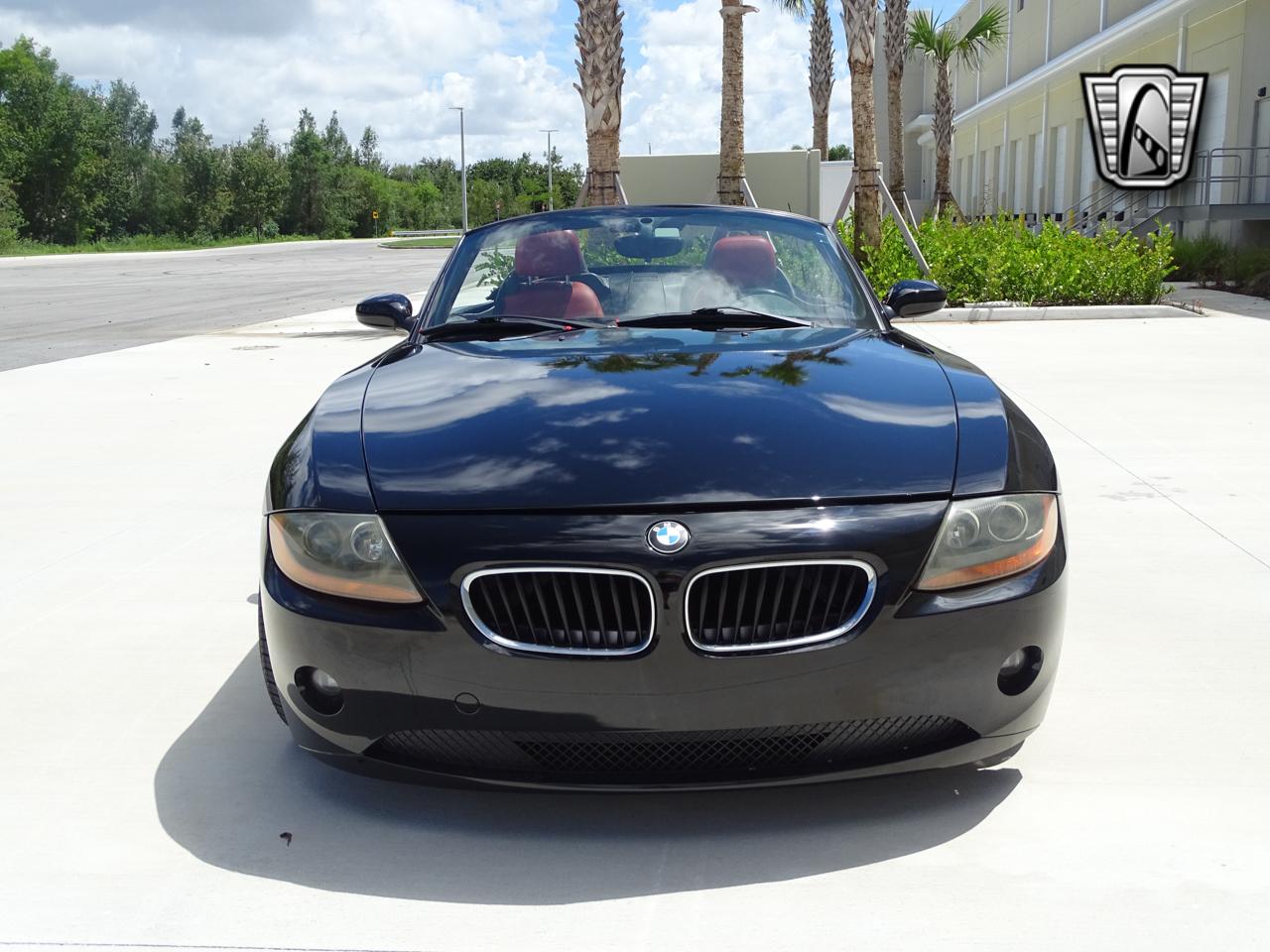 2003 BMW Z4 8