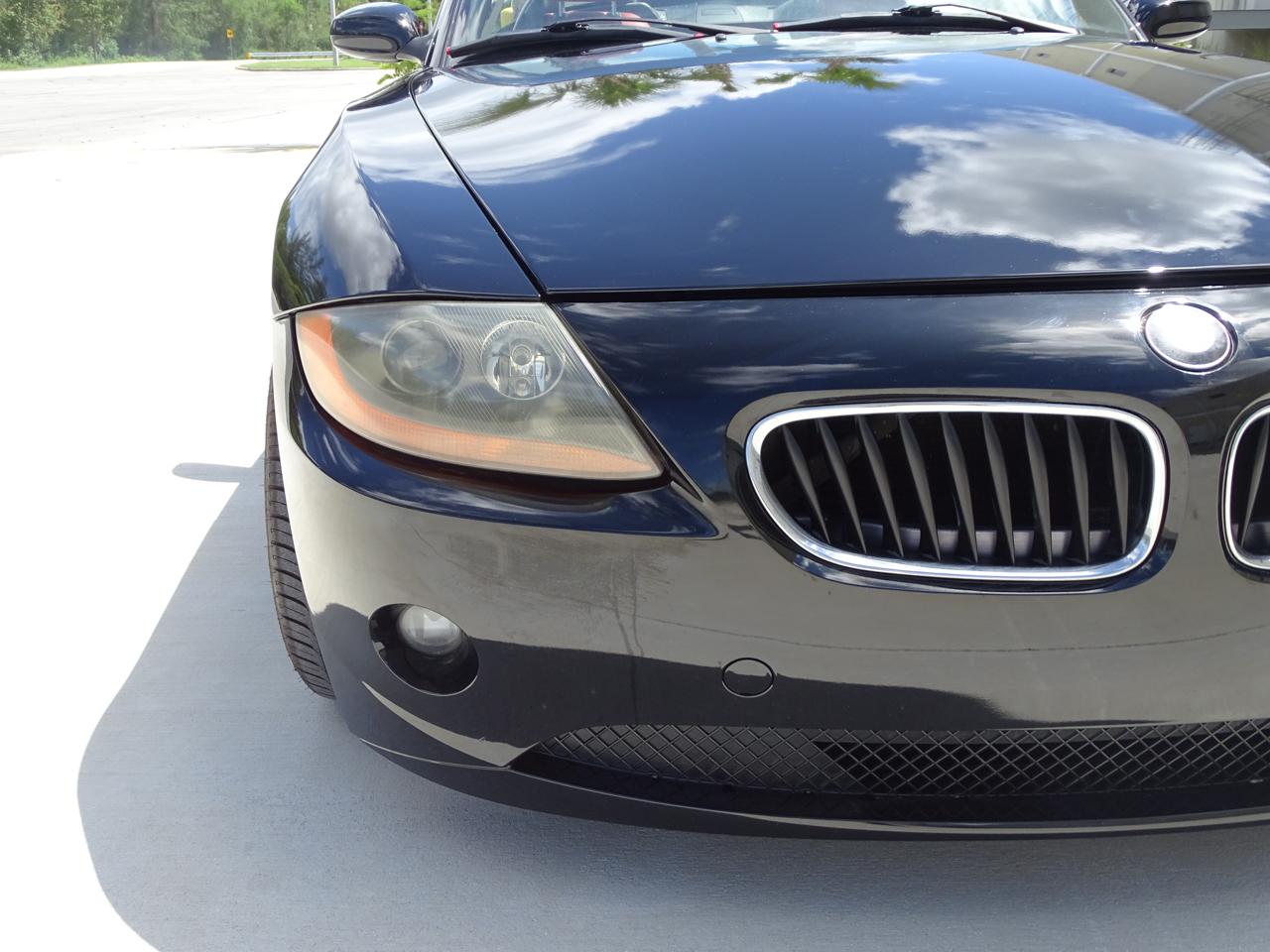 2003 BMW Z4 9