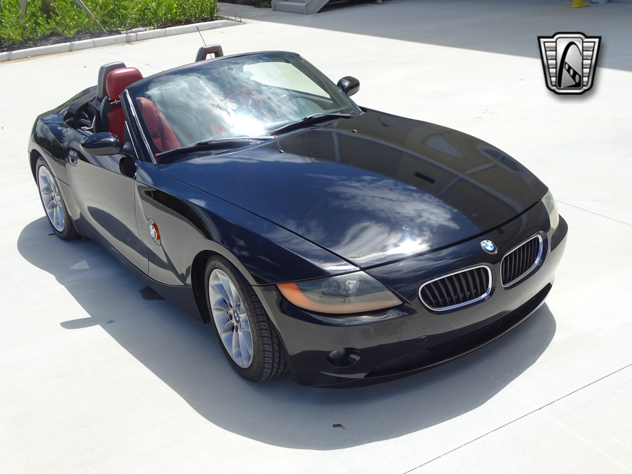 2003 BMW Z4 27