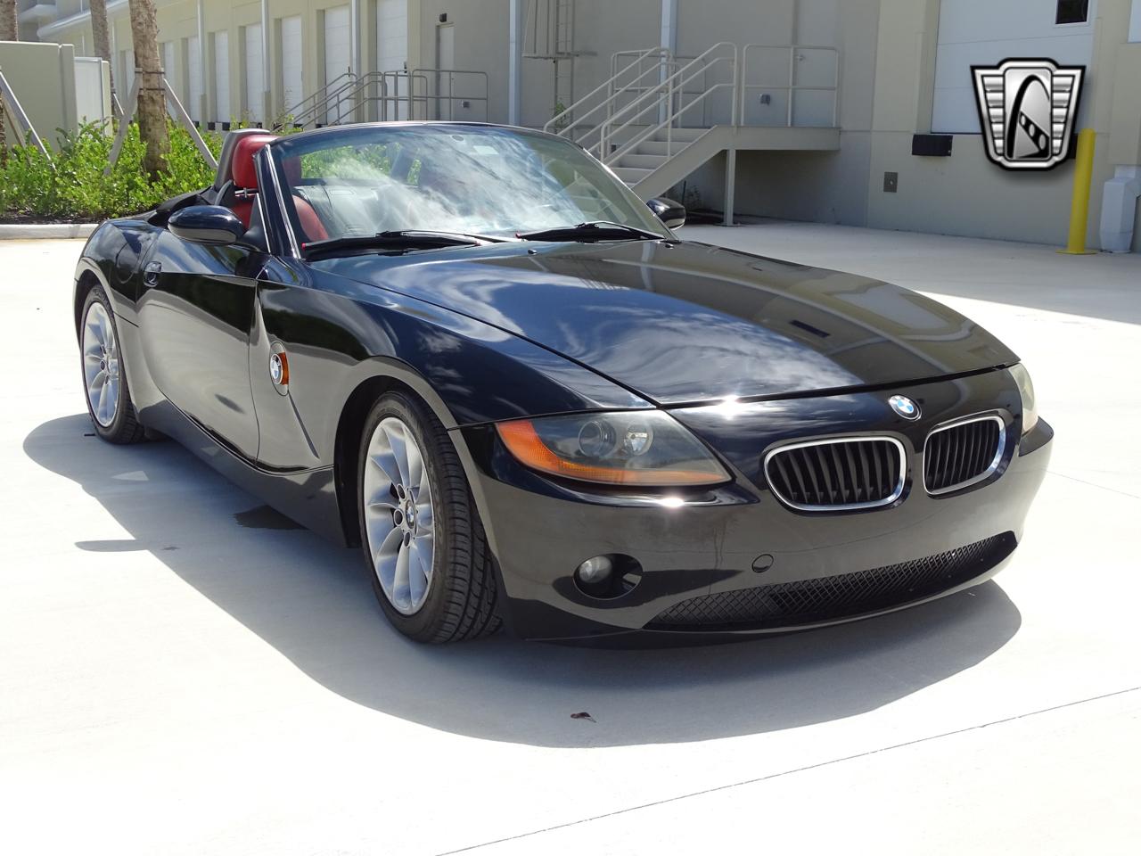 2003 BMW Z4 11