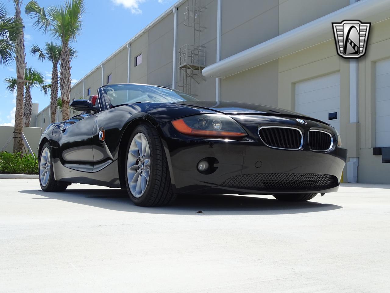 2003 BMW Z4 29