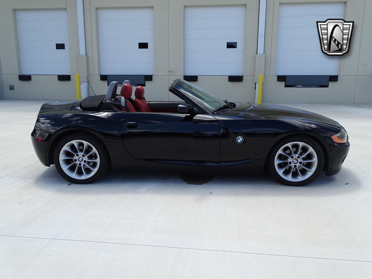 2003 BMW Z4 13