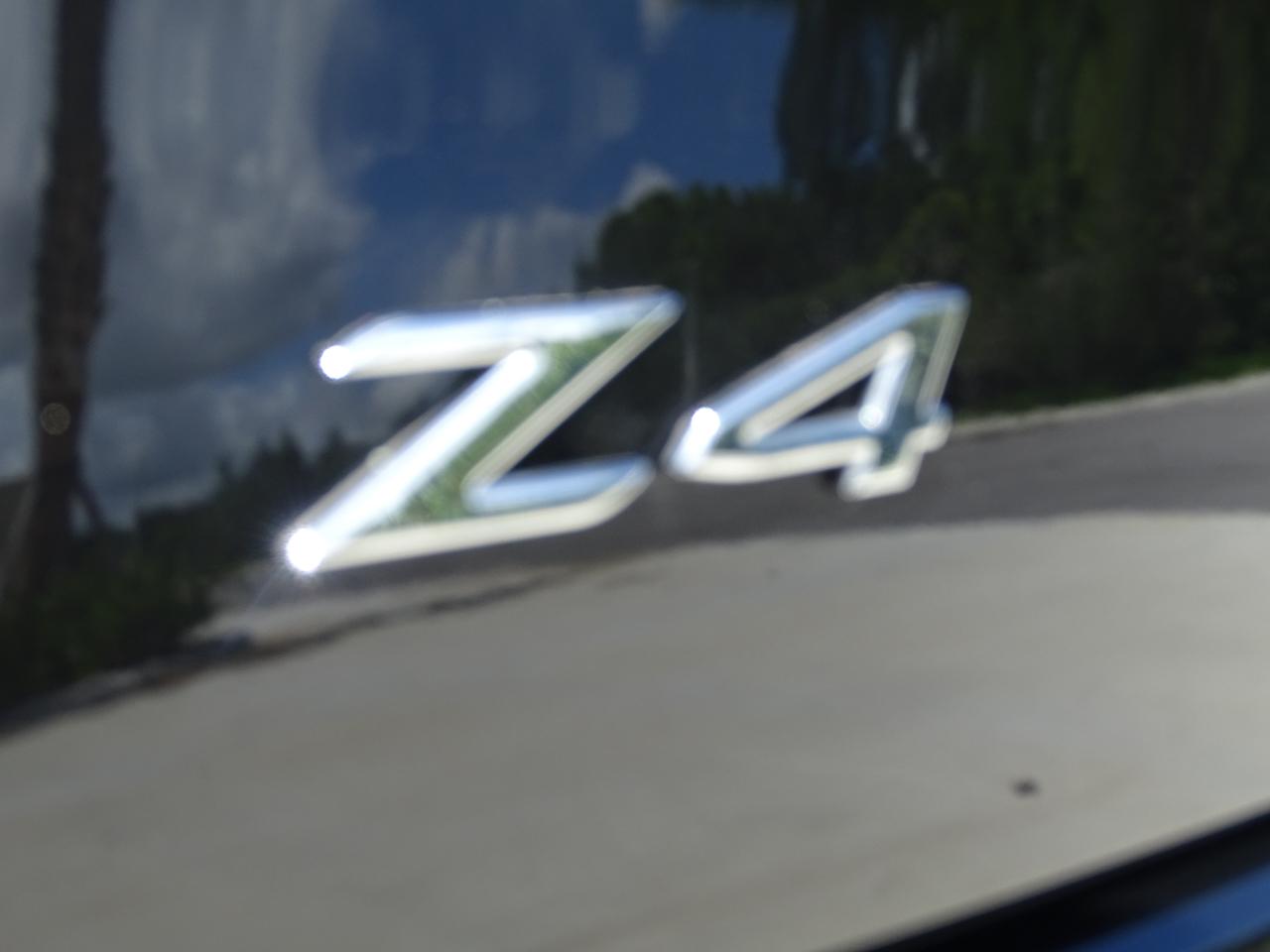 2003 BMW Z4 76