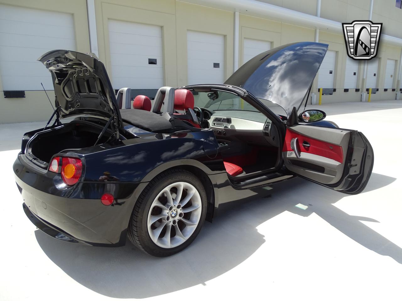 2003 BMW Z4 16
