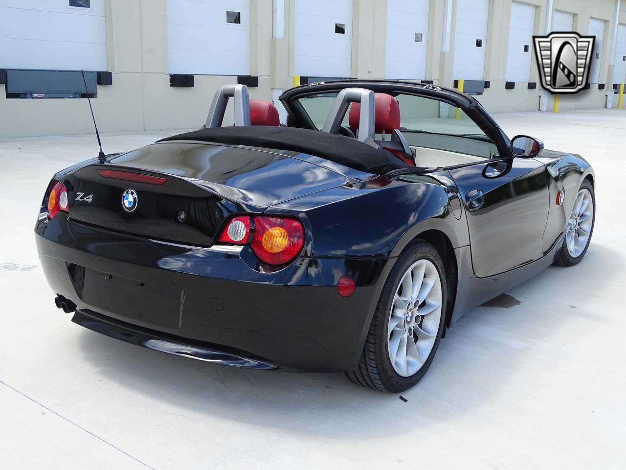 2003 BMW Z4 32