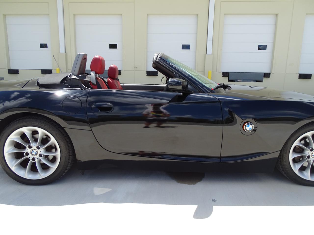 2003 BMW Z4 55