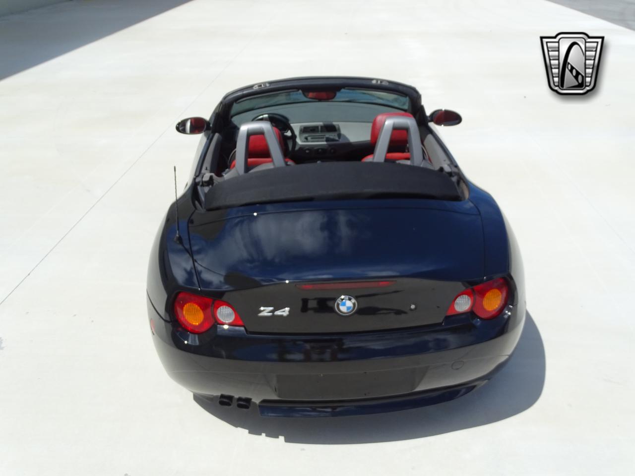 2003 BMW Z4 34