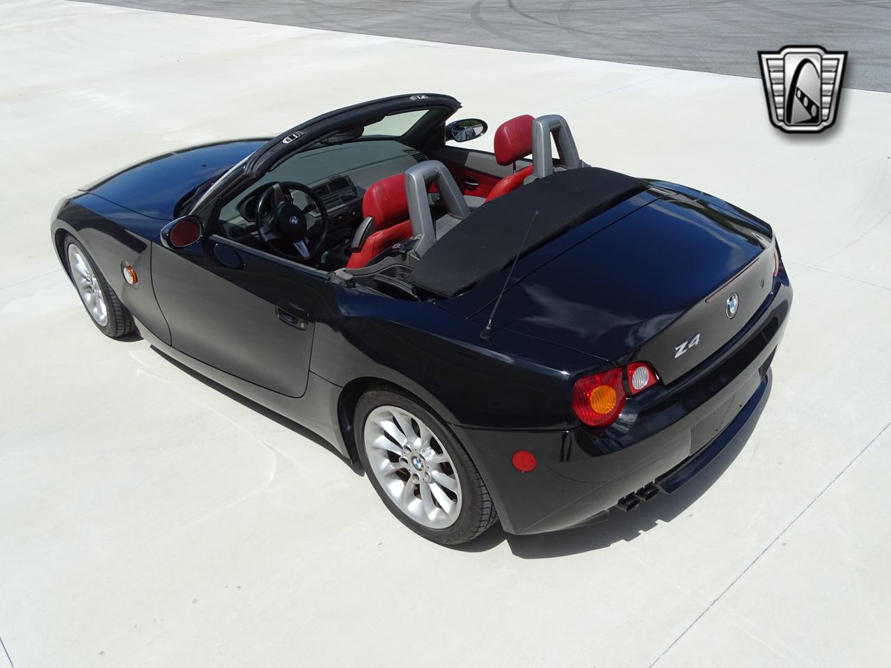 2003 BMW Z4 37