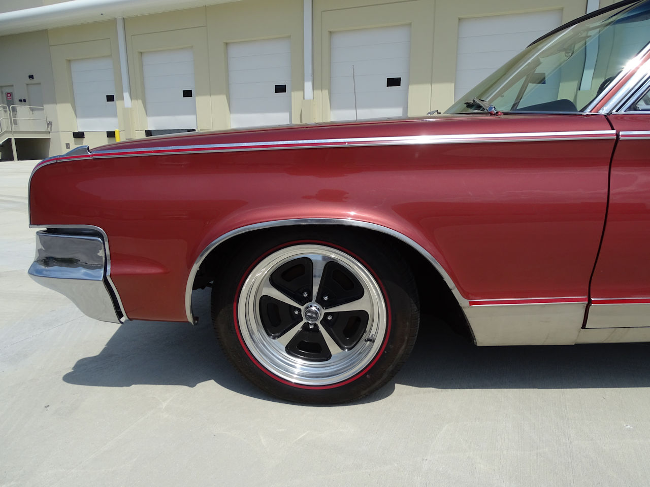 1965 Chrysler 300 45