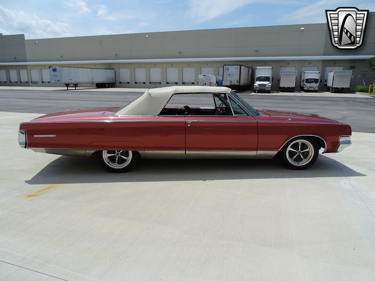 1965 Chrysler 300 30