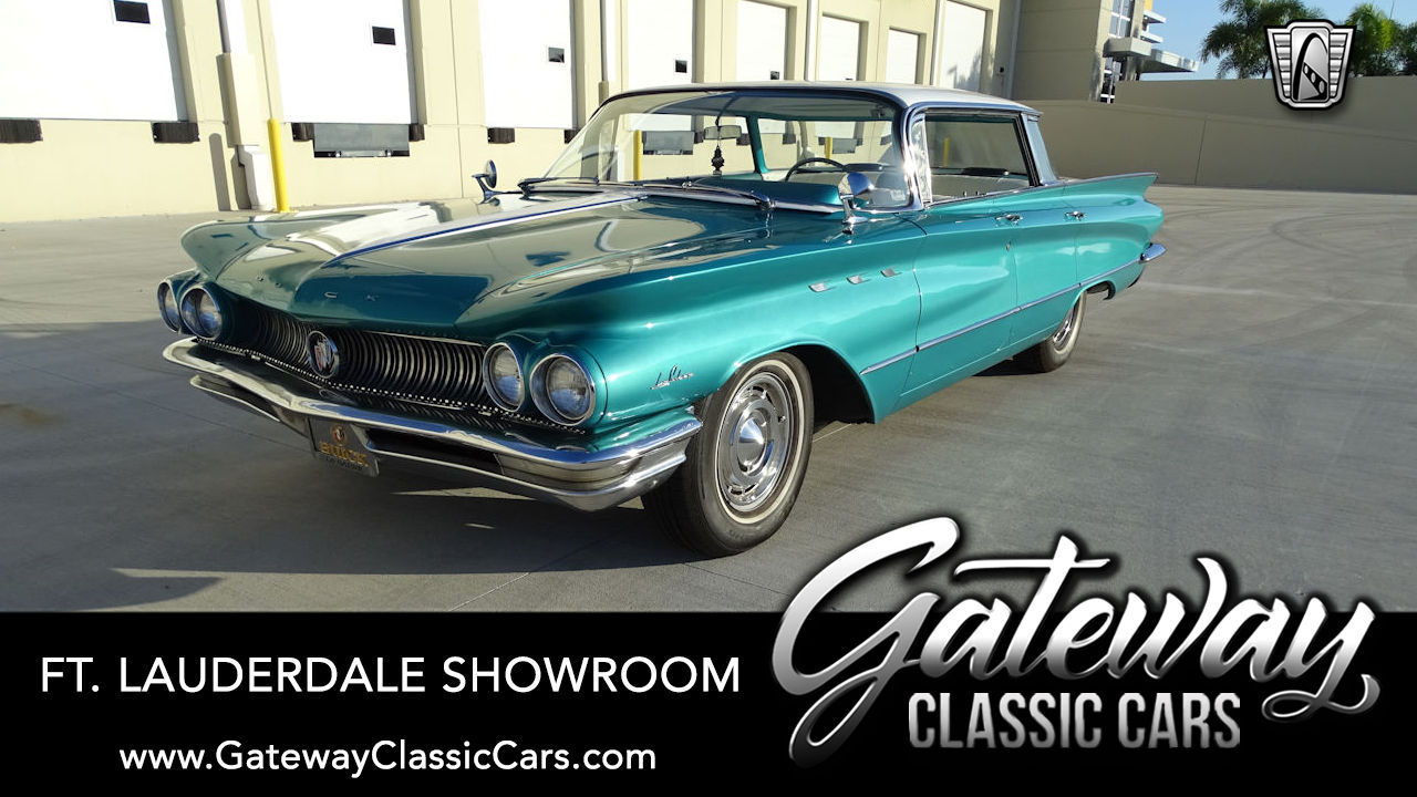 Used 1960 Buick LeSabre