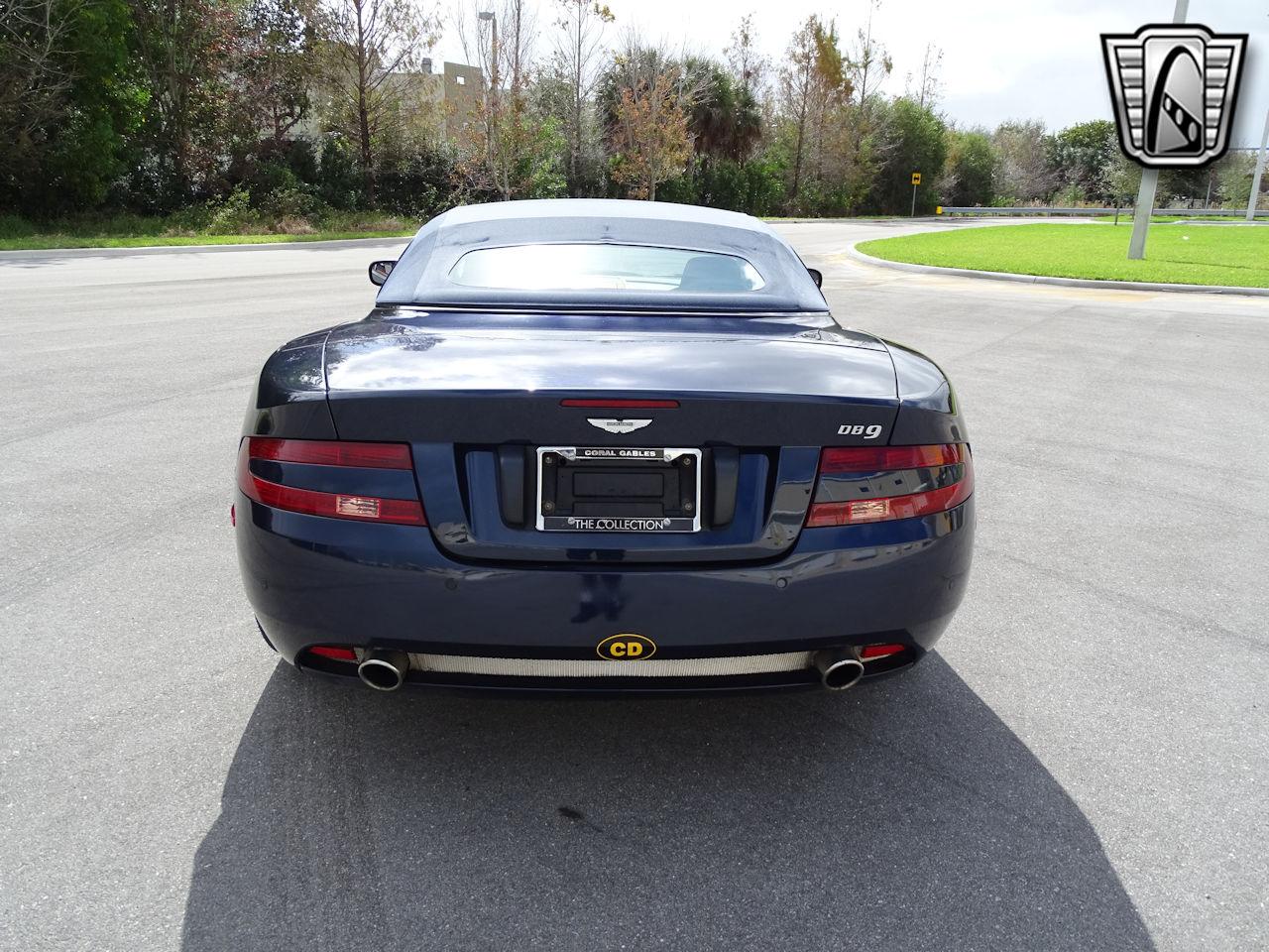 2006 Aston Martin DB9 4