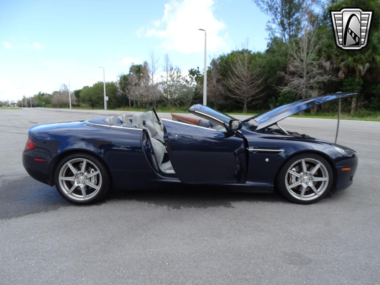 2006 Aston Martin DB9 50