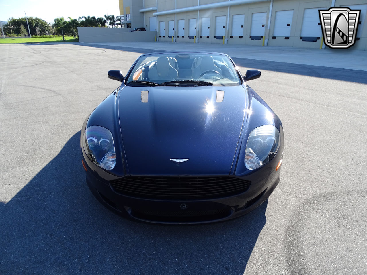 2006 Aston Martin DB9 6