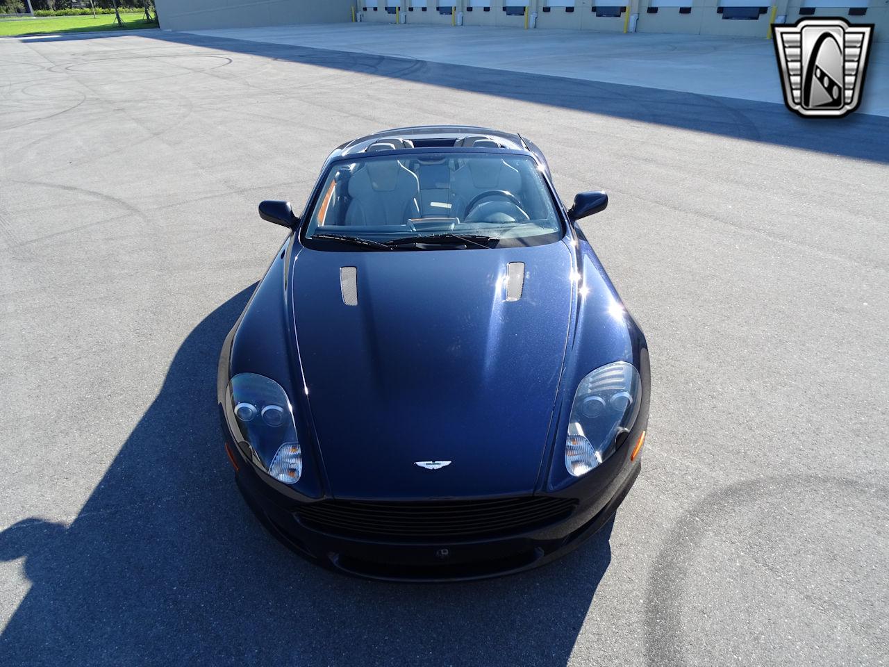 2006 Aston Martin DB9 29
