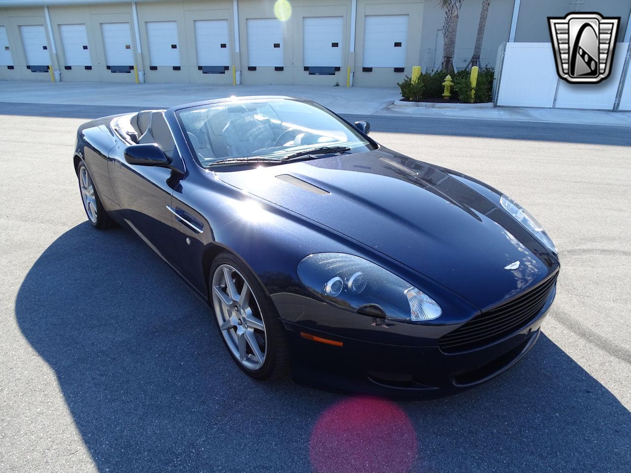2006 Aston Martin DB9 31