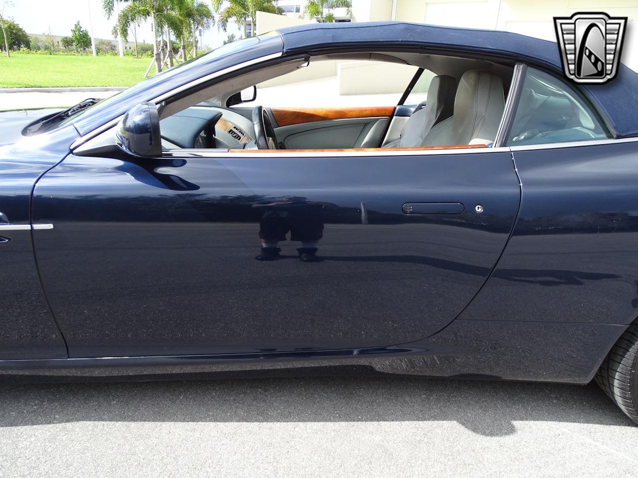 2006 Aston Martin DB9 78