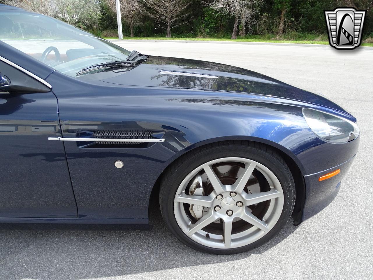 2006 Aston Martin DB9 11