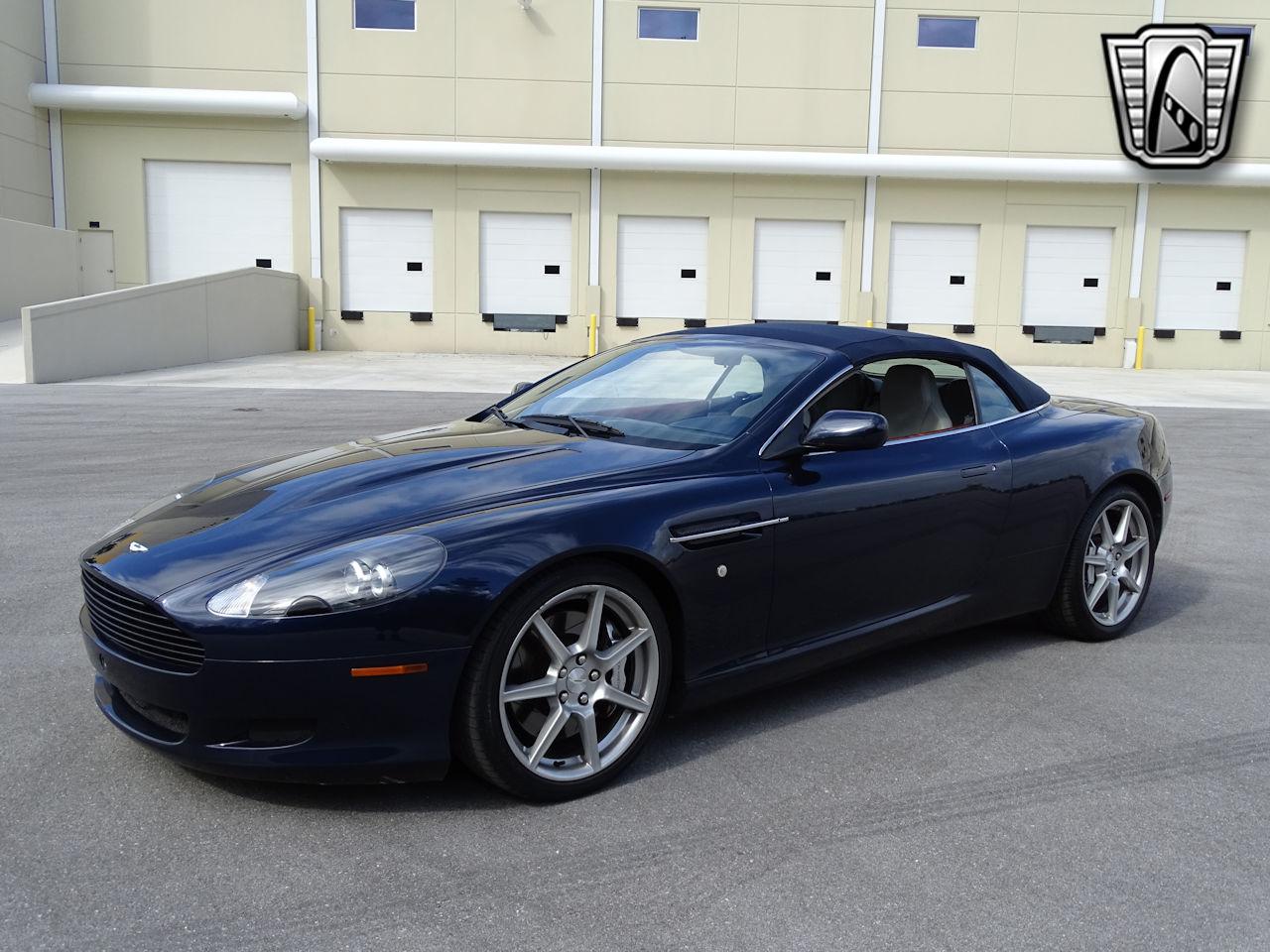 2006 Aston Martin DB9 60