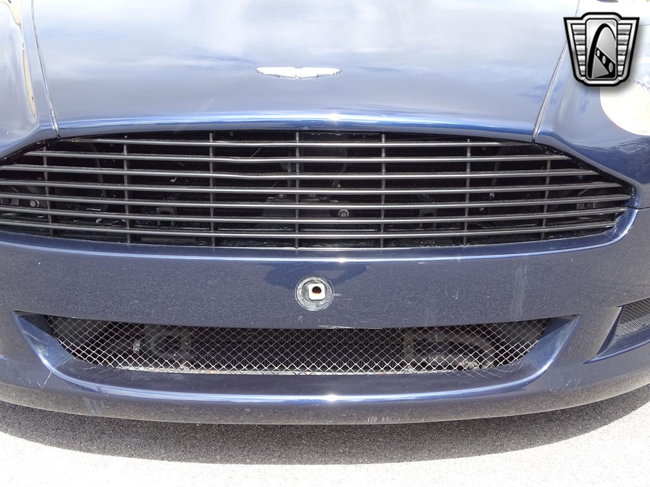 2006 Aston Martin DB9 13