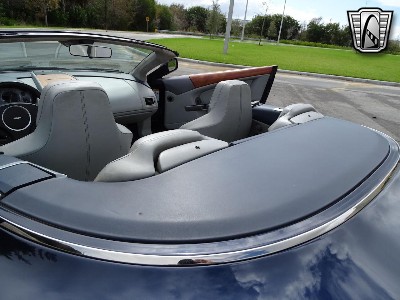 2006 Aston Martin DB9 15