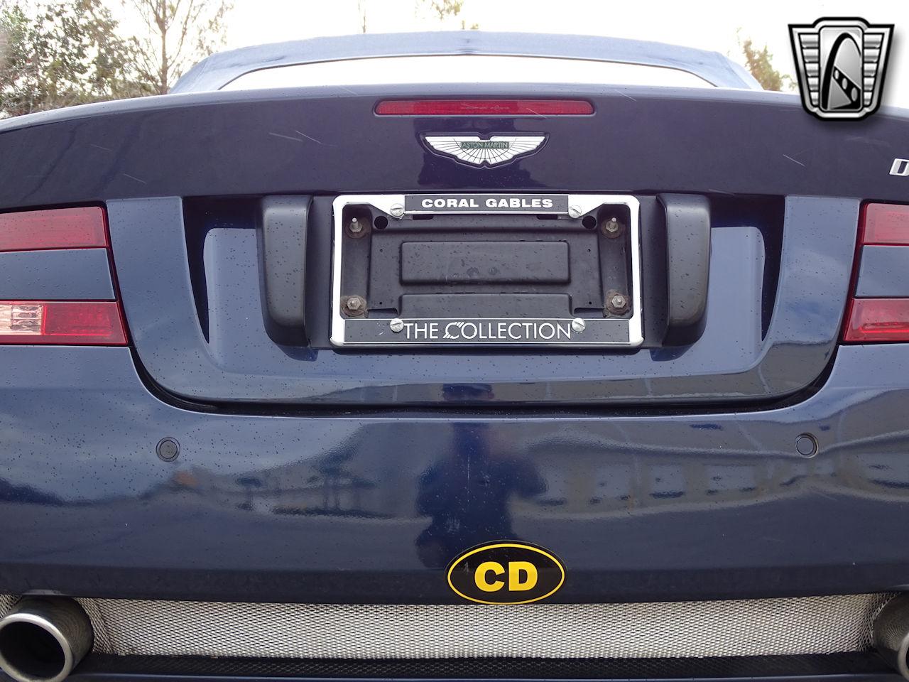 2006 Aston Martin DB9 84