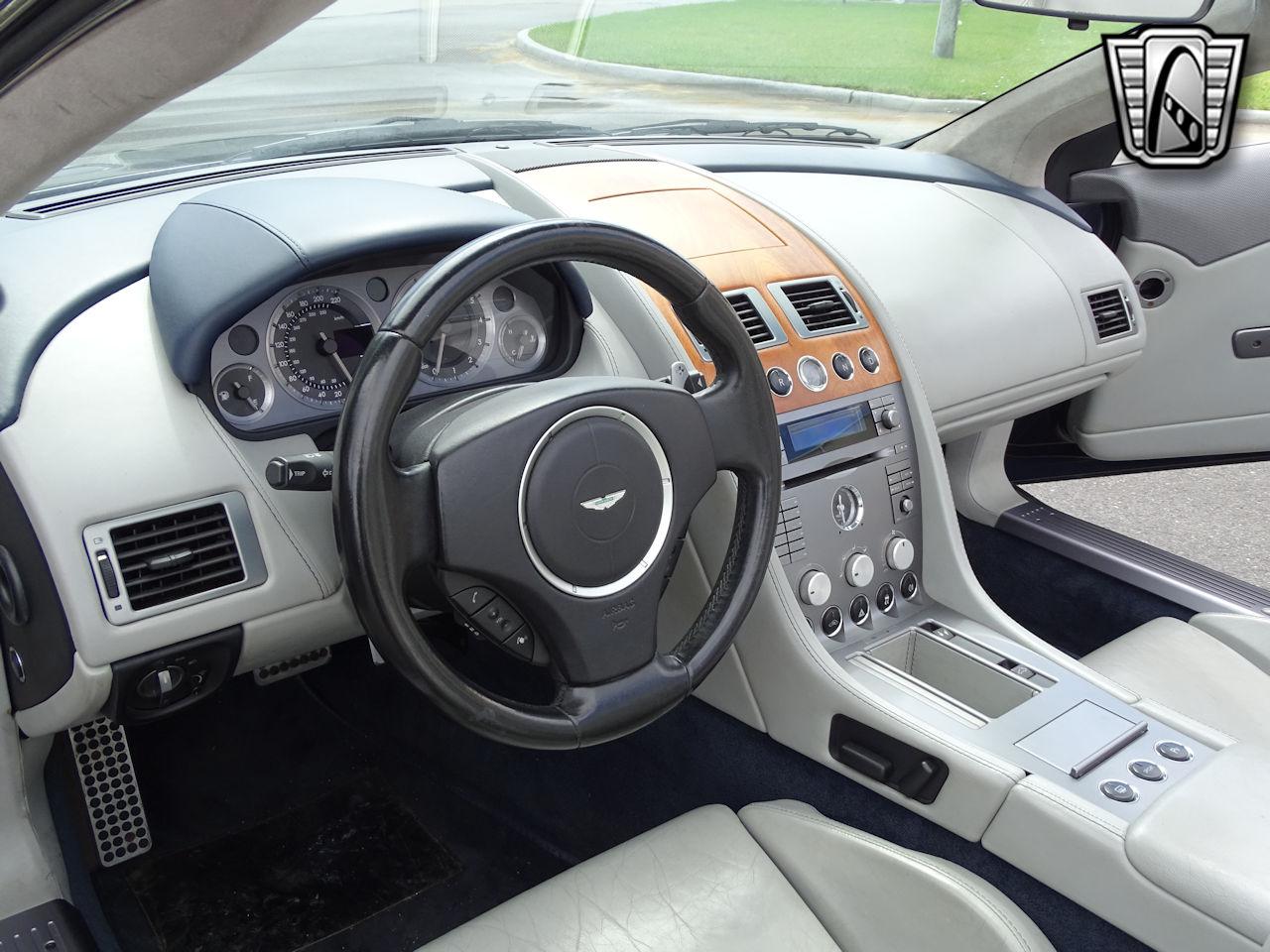 2006 Aston Martin DB9 16