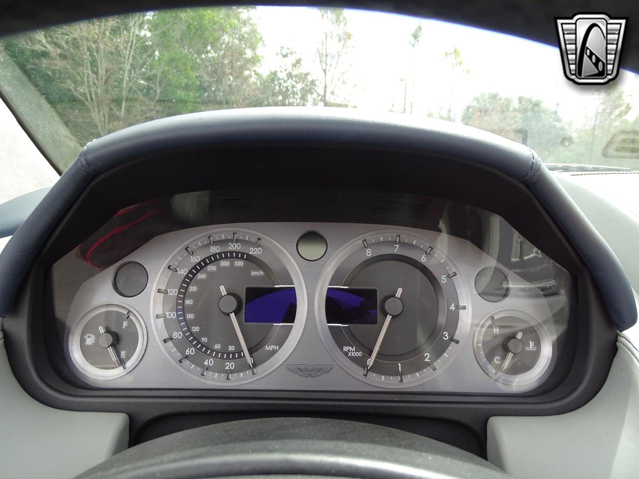 2006 Aston Martin DB9 17