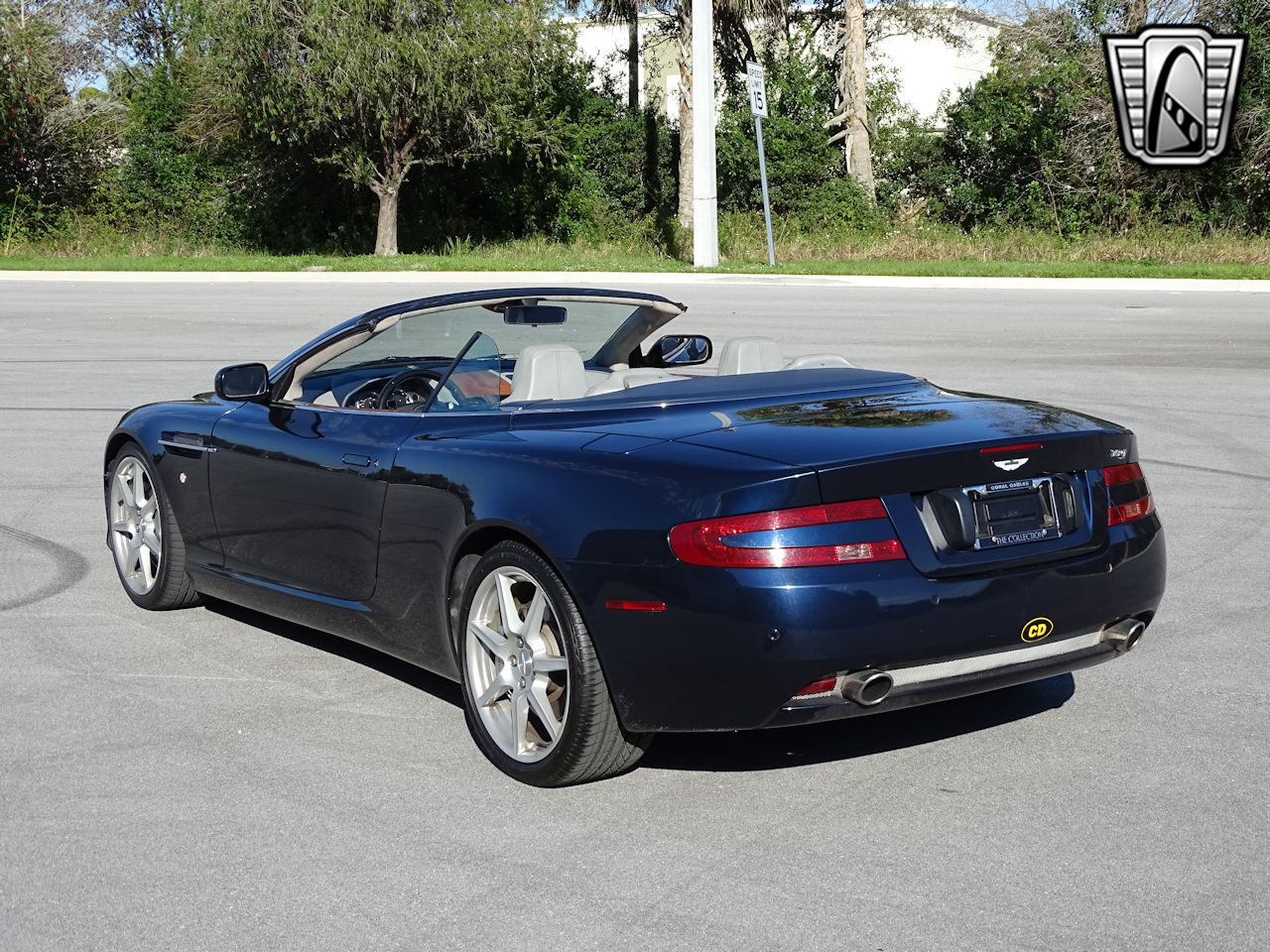 2006 Aston Martin DB9 42