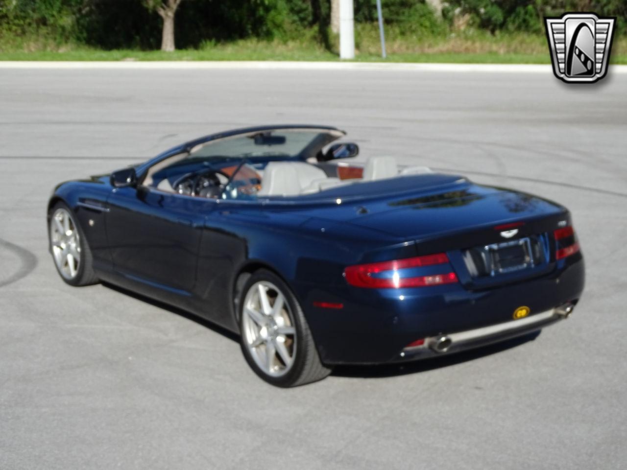 2006 Aston Martin DB9 43