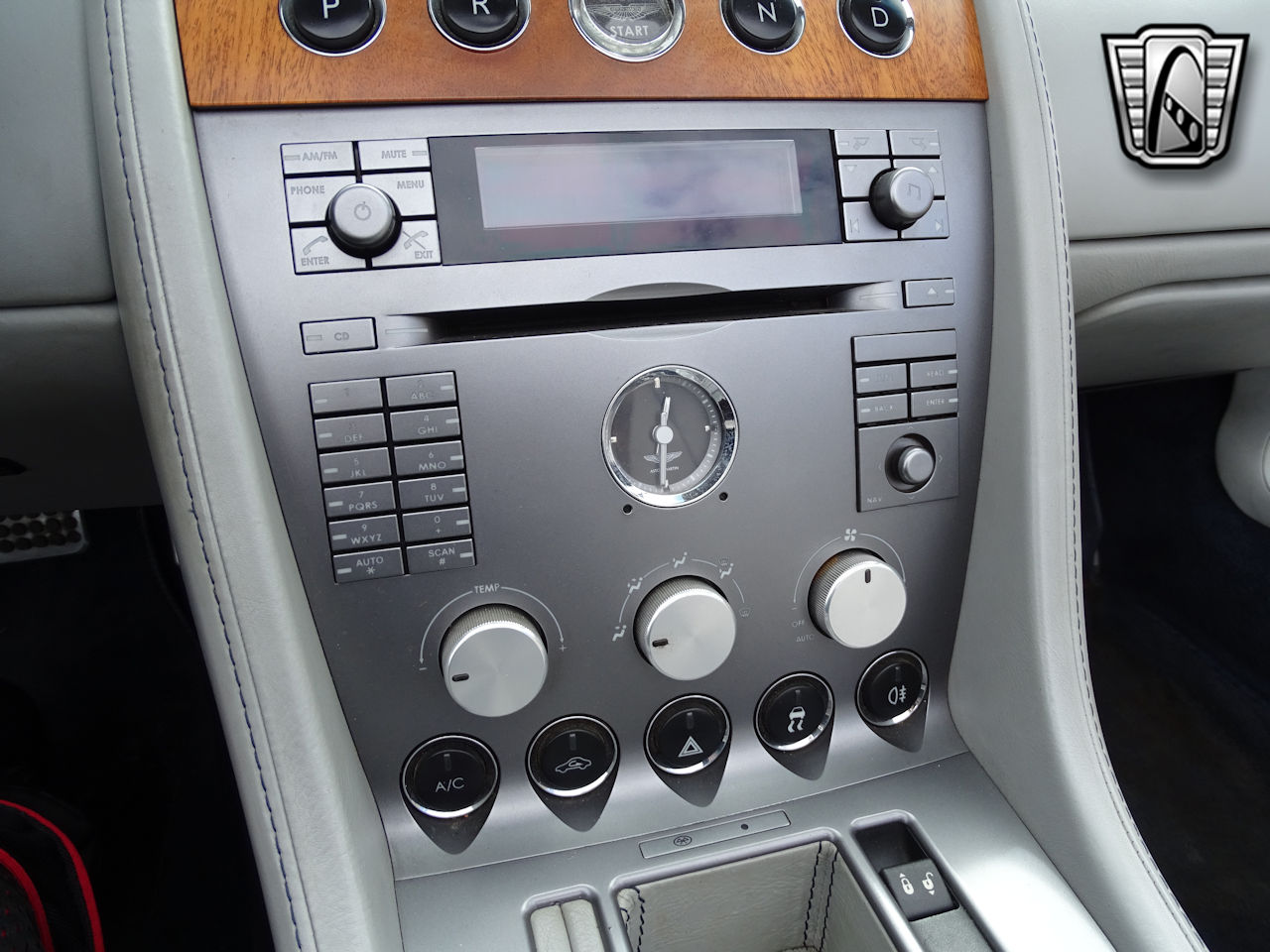 2006 Aston Martin DB9 21