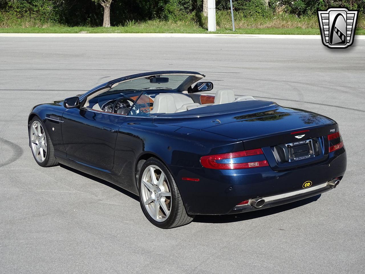 2006 Aston Martin DB9 44