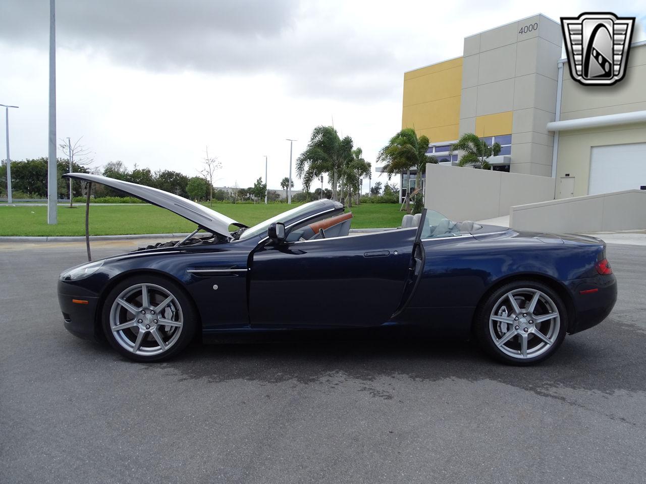 2006 Aston Martin DB9 45