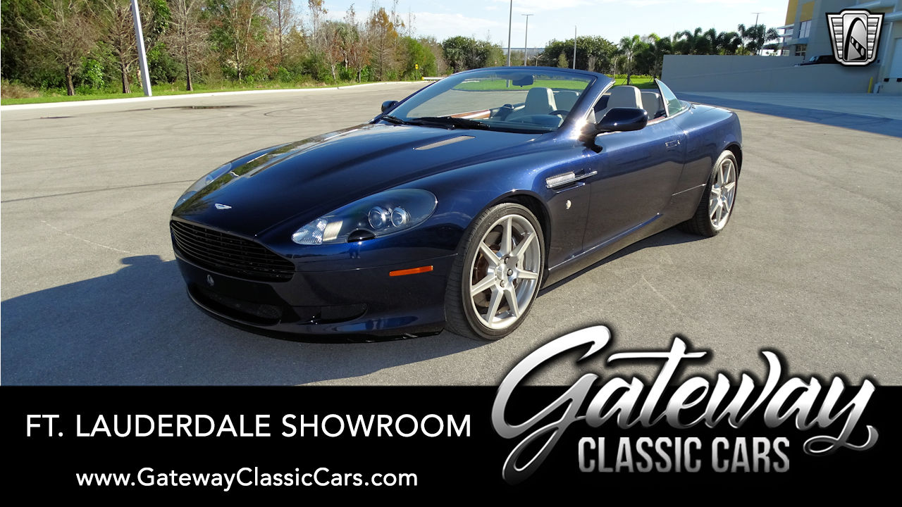 Used 2006 Aston Martin DB9