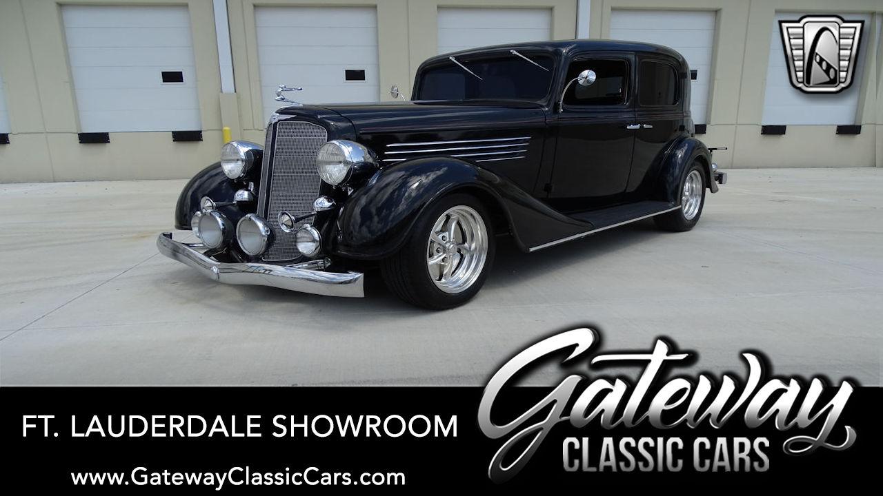 Used 1934 Buick Series 60