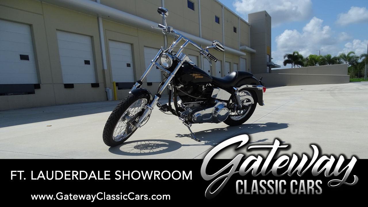1980 Harley Davidson FXE