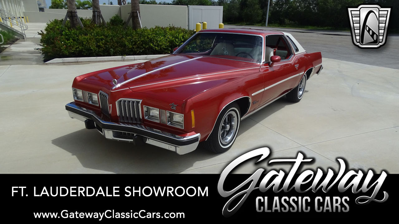 Used 1977 Pontiac Grand Prix