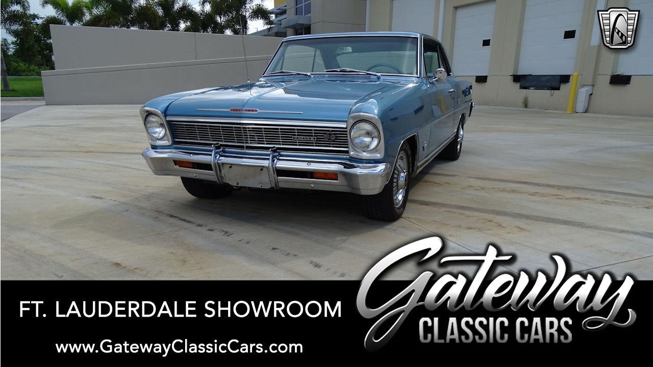 Used 1966 Chevrolet Nova