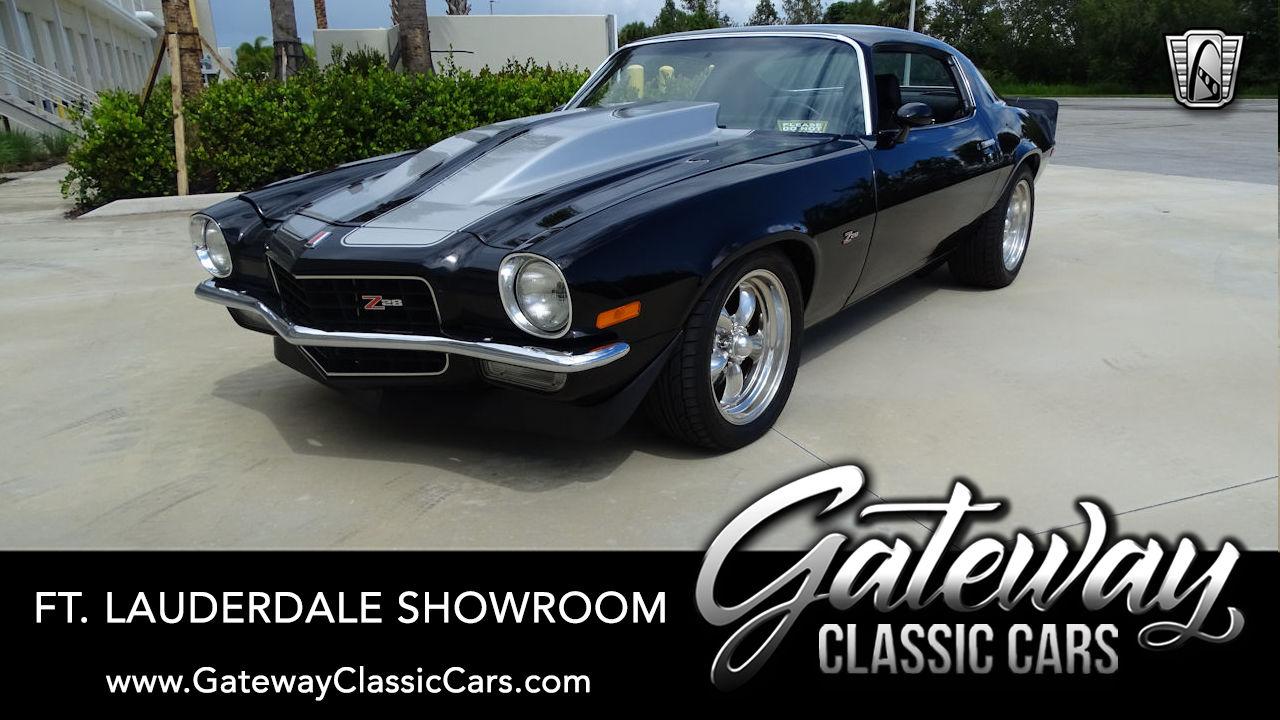 Used 1973 Chevrolet Camaro