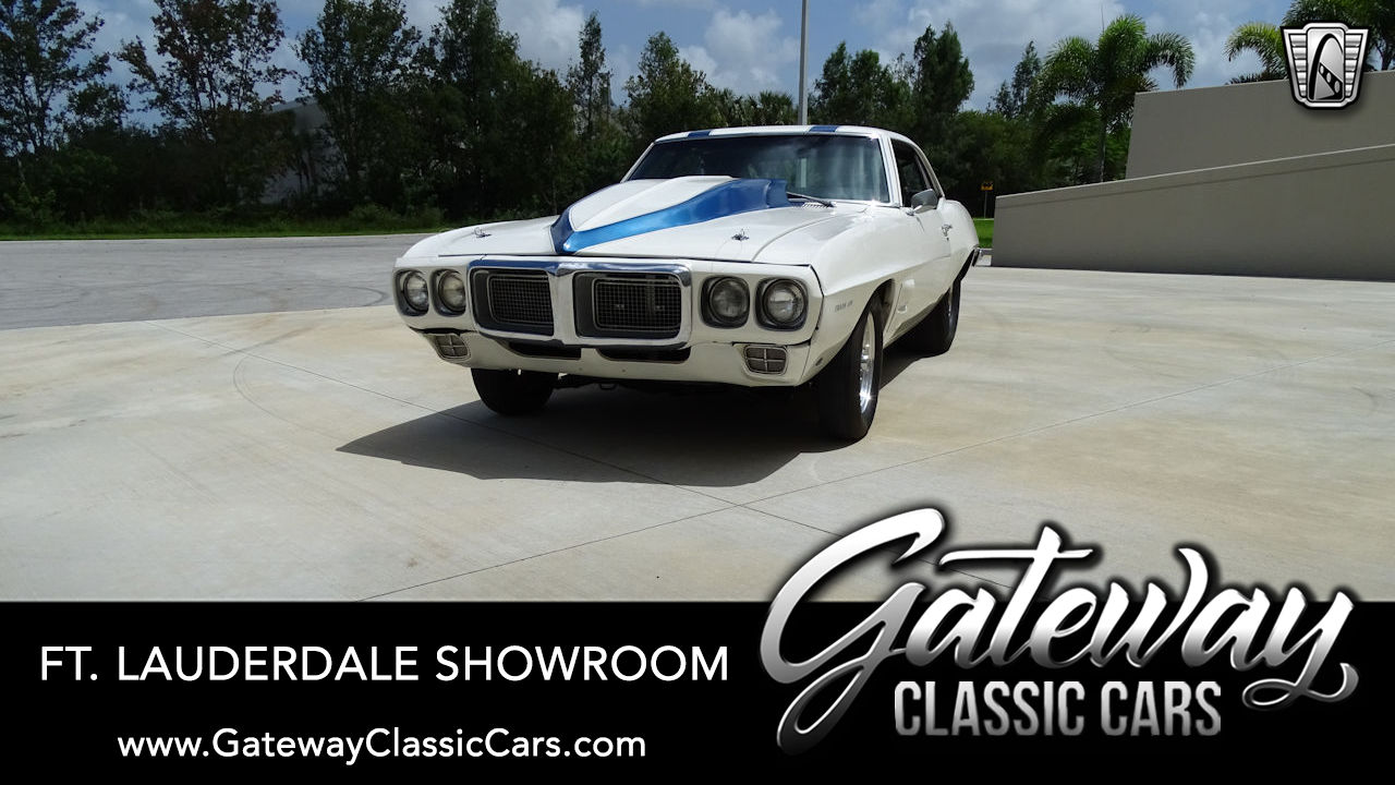 Used 1969 Pontiac Firebird