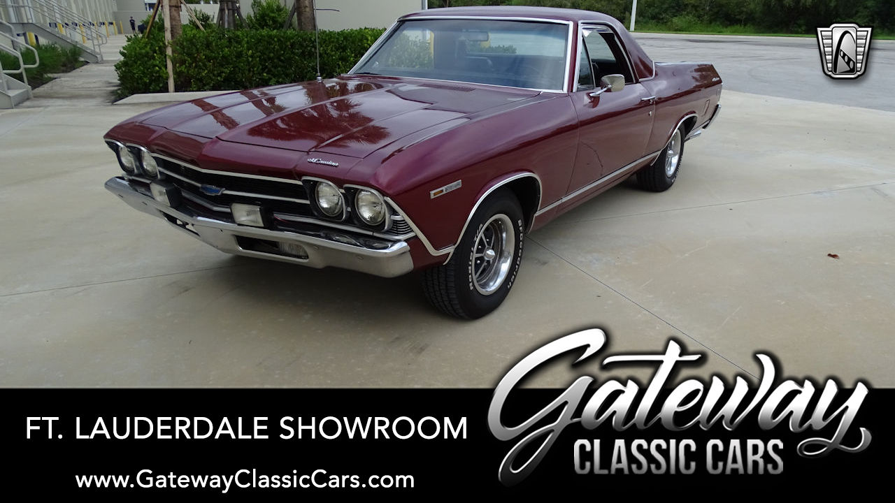 Used 1969 Chevrolet El Camino